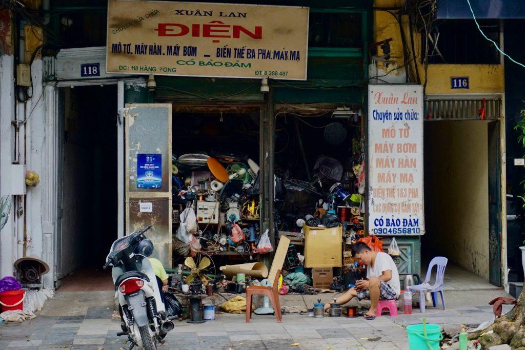 Old Quarte Hanoi 2