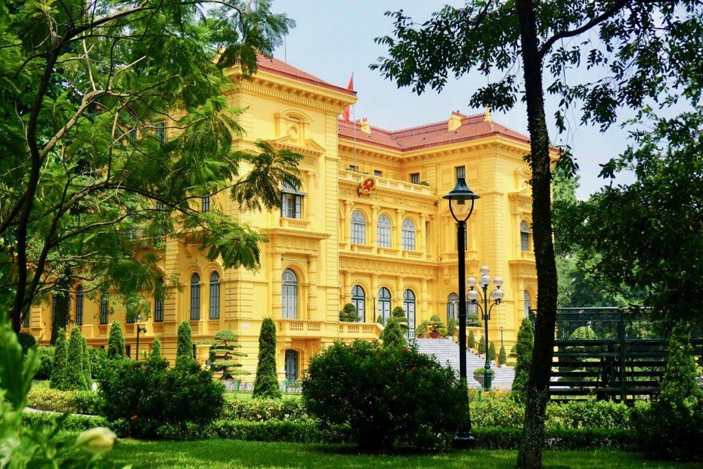 Palacio Presidencial de Hanoi