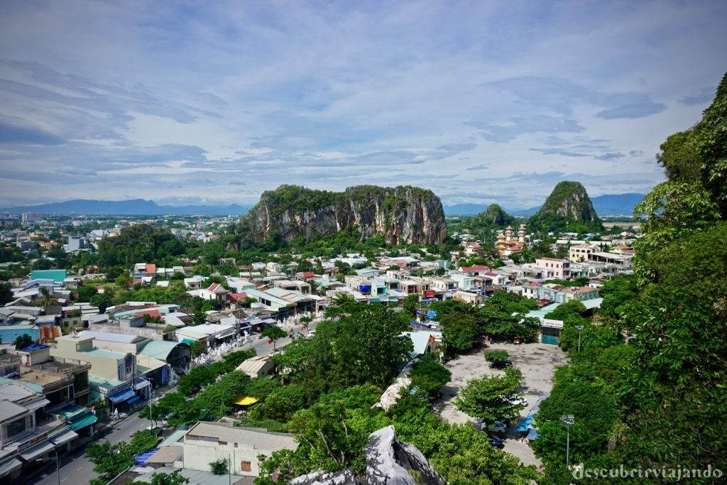 Montaña de Mármol Da Nang