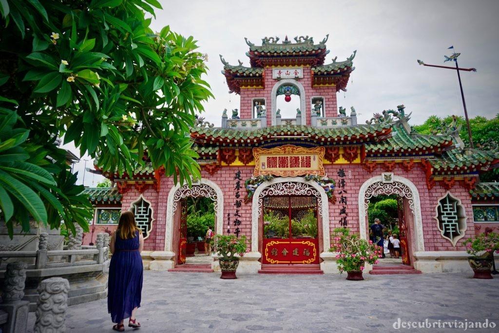 Templo quan cong hoi an