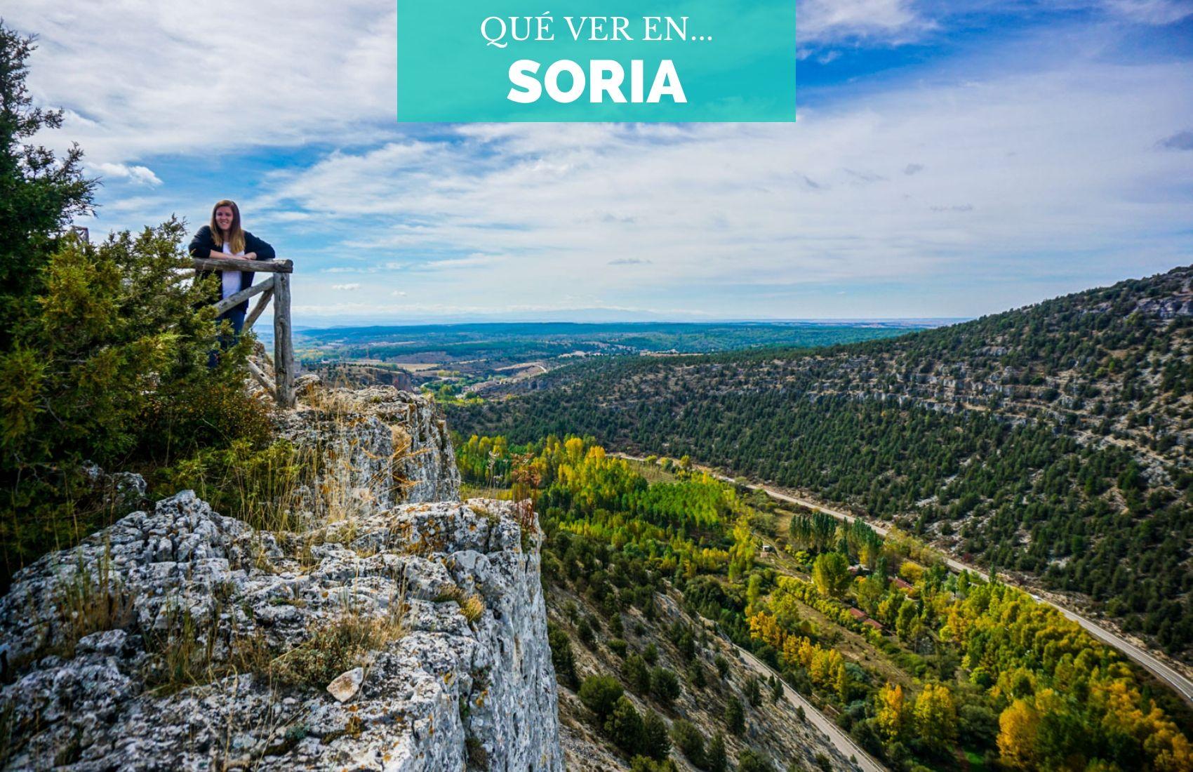 ¿Qué ver en la provincia de Soria?
